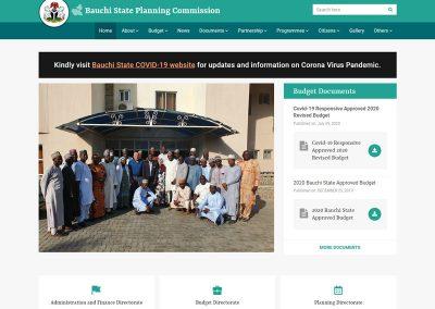 Bauchi State Planning Commission