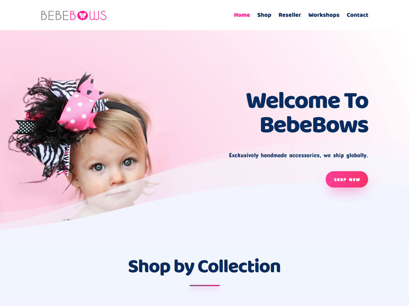 Bebebows : Exclusive Handmade Accessories