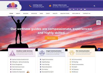 Cloud 9 Guide : Spiritual Intuitive Guide & Wellness Center