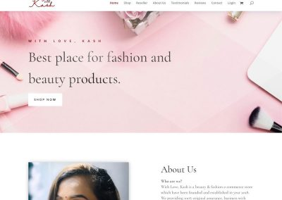 With Love Kash : Fashion & Beauty Products