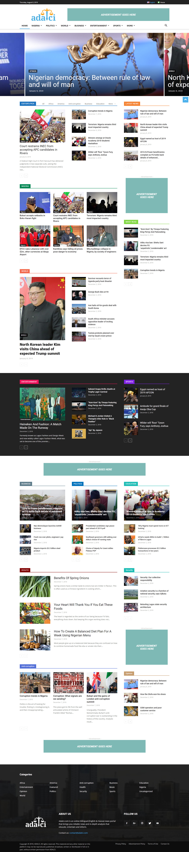 Adalci Website
